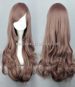 New Cosplay Lolita Wigs Fashion Monochrome Curly Hair