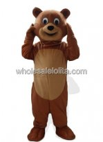 Adult Brown Bear Halloween Costume