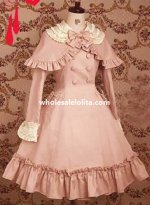 2014 Spring/Autumn Ruffled Trim Cotton Lolita Jacket
