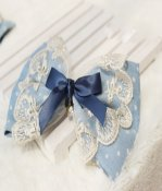 Sweet Lace Bow Lolita Headbow