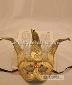 Jesters Venetian Masquerade Masks