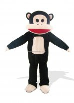 Cool Paul Frank Monkey Costume
