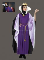 Disney SNOW WHITE Evil Queen Cosplay Costume for Adult