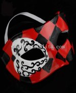 Men's Mosaic Maquerade Mask for Cosplay and Parties