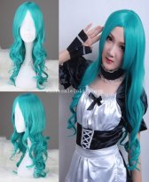 Anime Cosplay Sailor Neptune in SAILOR MOON Cosplay Wig