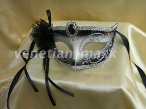 Hand-painted Masquerade Mask