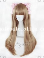Cosplay Lolita Party Girls Long Straight Wig