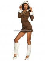 Chocolate Christmas Outfits for Women