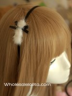 Sweet Marten Hair Fine Lolita Hair Band