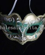 Delicated Glitter Masquerade Mask for Kids
