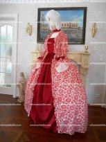 Georgian Rococo 18th century Marie Antoinette Dresses /Our Christine Custom Made