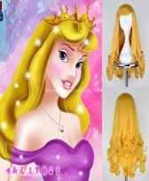 Disney Princess Sleeping Beauty Cosplay Wig