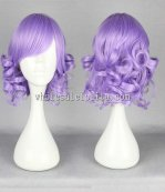 Cosplay Japanese Harajuku Lolita Wig Light Green Mini Short Hair