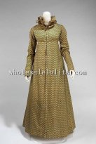 18th Century Neoclassic Style Historical Gown Evening Dress