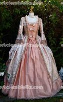 Beautiful Two-Tone Marie Antoinette with Bows
