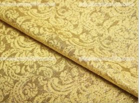 Italy Gold Thread High-End Jacquard Fabric