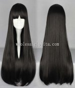 New Fashion Lolita Wigs Black Hair For Women
