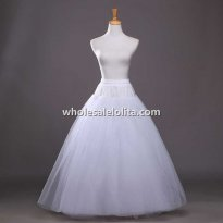 6-Layer No Hoop Tulle Petticoat