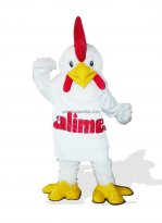 Alime Eagle Plush Adult Bird Costume