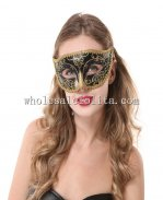 Filigree Cosplay Half Face Venetian Masquerade Masks