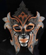 Carnival Full Face Masquerade Mask Unique In Form