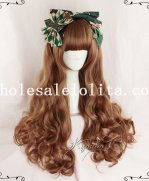 Party 70cm Japan Long Curly Lolita Wig
