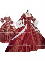 Hot Sale 18th Century Marie Antoinette Wedding Dress Ball Gown
