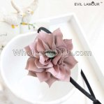 Handwork Lace Flowers Headband Masquerade Accessories