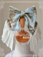 Fairy Tale Town Series KC Big Bow Lolita Headband