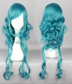 Fashion Green Cosplay Lolita Wigs