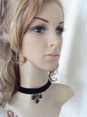 Gothic Vampire Lace Lolita Necklace