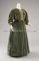 1903 Edwardian Period French Fashion Belle