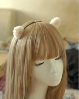 Lovely Cat Ears Knitting Wool Lolita Headband