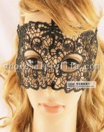Black Sexy Masquerade Eye Mask for Adult and Child