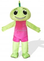 Green Fairy Plush Adult Monster And Fantasy Costume