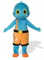Super Cute Mars Doll Mascot Costume