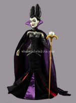 Disney Movie Maleficent Cosplay Costume Fancy Party Dress