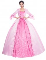 French Victorian Dress Victorian Women Dress Period Dress Ball Gown
