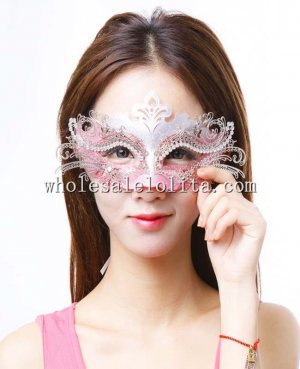 Party Beautiful Venetian Masks for Masquerade Balls and Cosplay