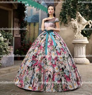 Southern Belle Ball Gown/Victorian Ball Gowns/Evening Dress