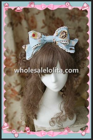 INFANTA Fruit Pie Big Bow Sweet Lolita KC