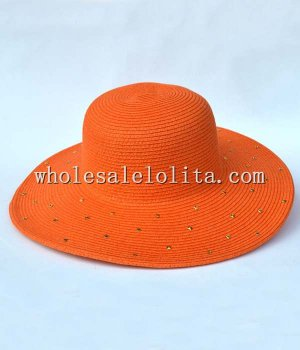 2014 Summer Paper Straw Foldable Sun Protection Hat