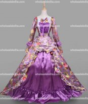 18th Century Rococo Dress Purple Marie Antoinette Victorian Dress Prom/Wedding Dress Ball Gown
