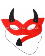 Cosplay Halloween Masquerade Eye Mask