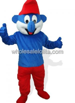 Adult Smurfs Halloween Costume for Adults