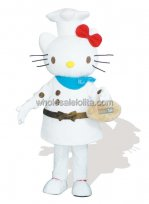 White Hello Kitty Costume for Girls