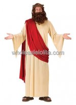Adult Mens Jusus Christmas Costume