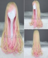 Japan Anime Cosplay Sheryl Nome in MACROSS F Cosplay Wig