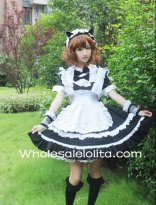 Lovely Cat Ears Maid Cosplay Lolita Headdress