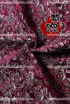 LY Floral Brocade Fabric